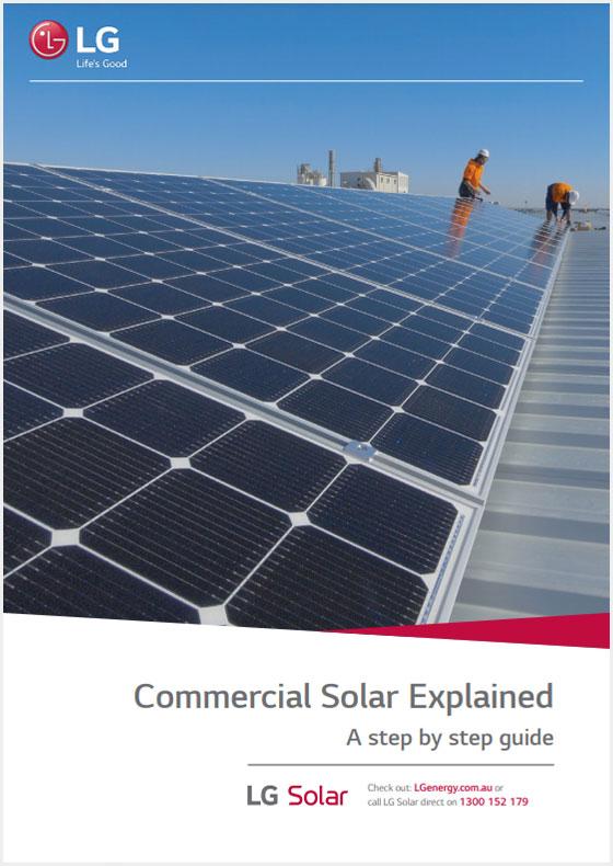 Commercial Solar Explained