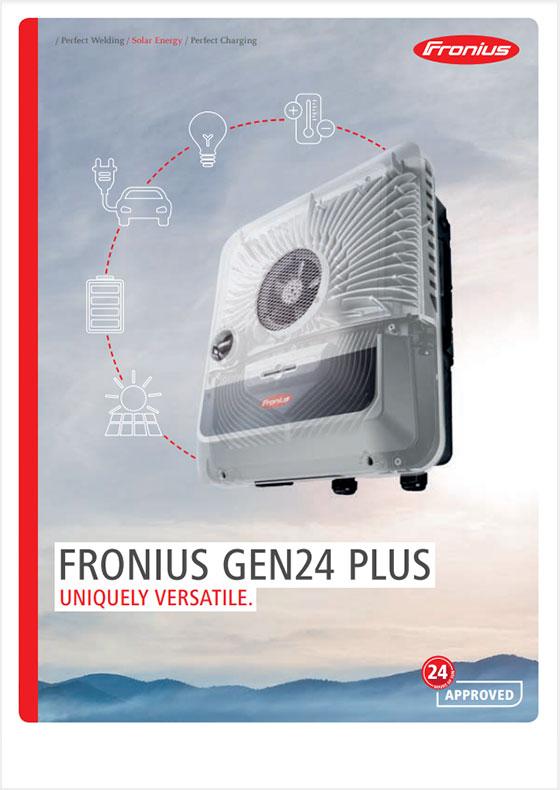 Fronius Gen24 Plus Brochure