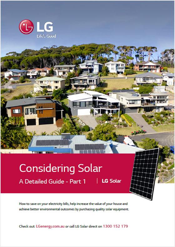 Solar Guide Part 1