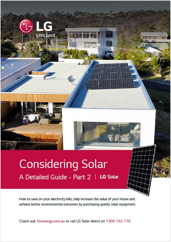 Solar Guide Part 2